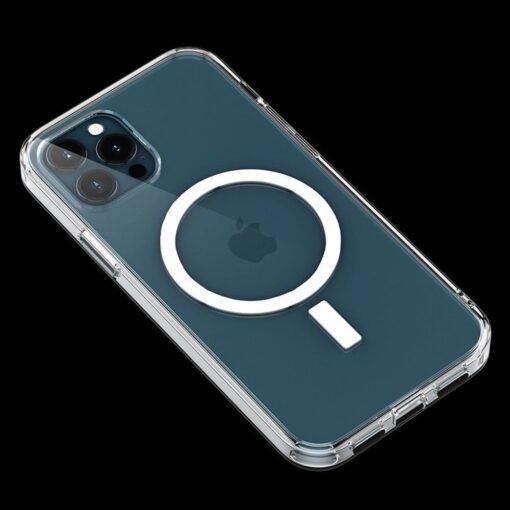 iPhone 12 mini MagSafe umbris silikoonist Joyroom Michael Series labipaistev 4
