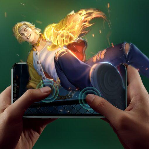 iPhone 12 mini kaitseklaas sinise valguse kaitsega Anti Blue light Joyroom 9
