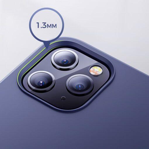 iPhone 12 mini silikoonist umbris Joyroom Color Series roheline 7