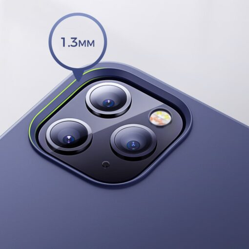 iPhone 12 mini silikoonist umbris Joyroom Color Series sinine 6