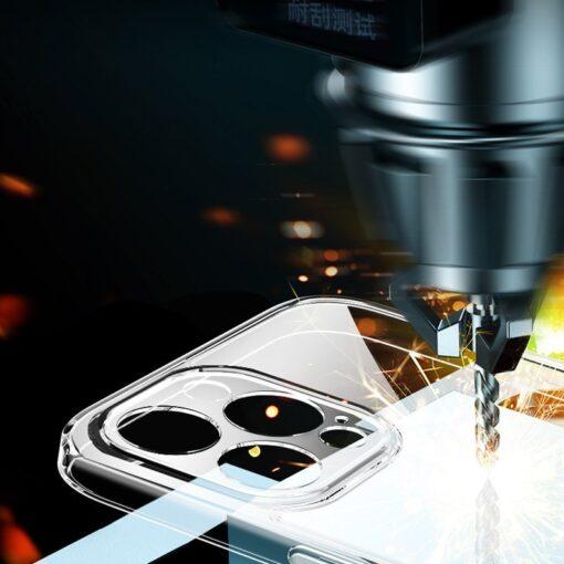 iPhone 12 mini silikoonist umbris Joyroom Crystal Series labipaistev 10