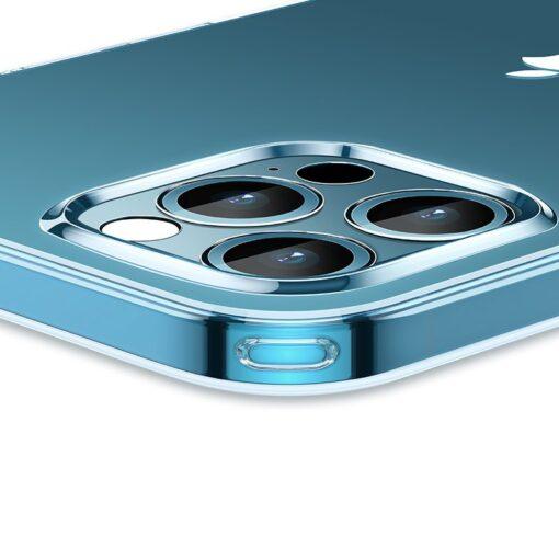 iPhone 12 mini silikoonist umbris Joyroom Crystal Series labipaistev 11