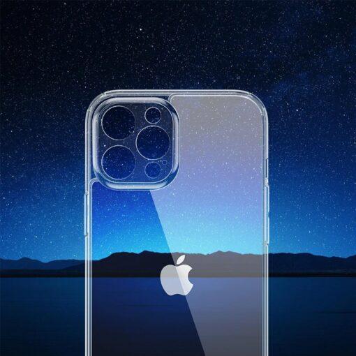 iPhone 12 mini silikoonist umbris Joyroom Crystal Series labipaistev 12