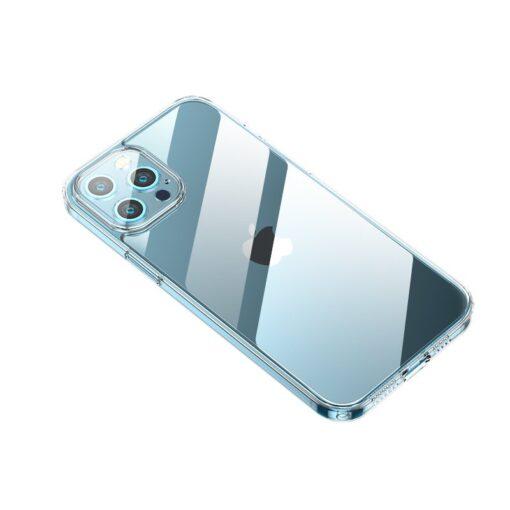 iPhone 12 mini silikoonist umbris Joyroom Crystal Series labipaistev 2