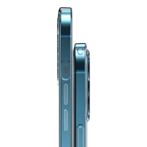 iPhone 12 mini silikoonist umbris Joyroom Crystal Series labipaistev 3