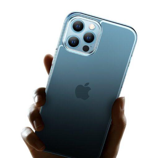 iPhone 12 mini silikoonist umbris Joyroom Crystal Series labipaistev 5