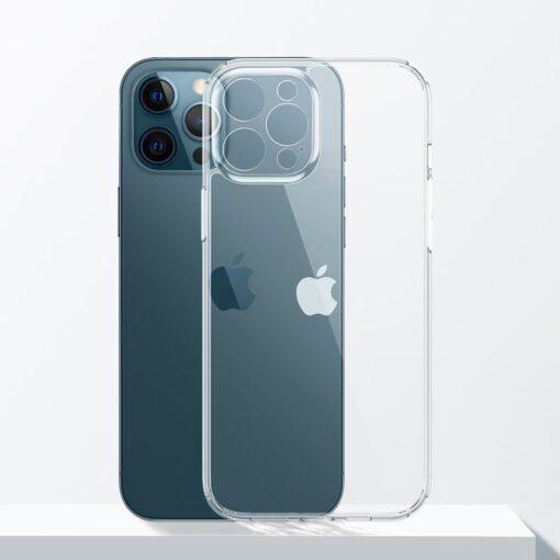 iPhone 12 mini silikoonist umbris Joyroom Crystal Series labipaistev 7