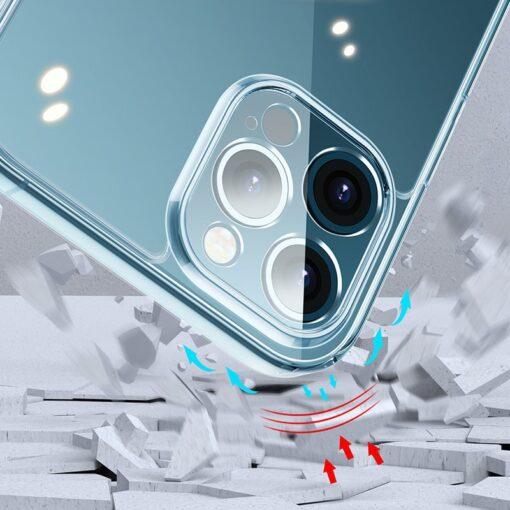 iPhone 12 mini silikoonist umbris Joyroom Crystal Series labipaistev 9
