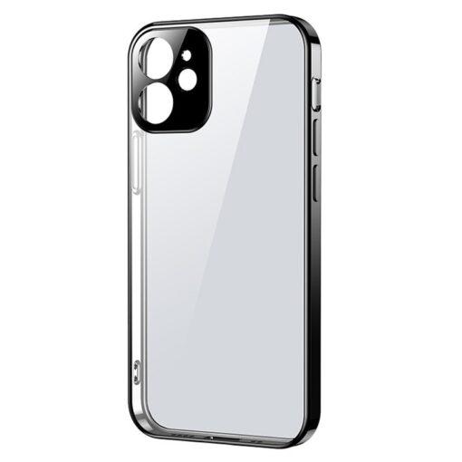iPhone 12 mini silikoonist umbris laikivate servadega Joyroom New Beauty must