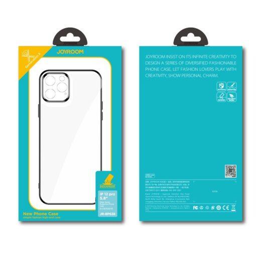 iPhone 12 mini silikoonist umbris laikivate servadega Joyroom New Beauty sinine 4