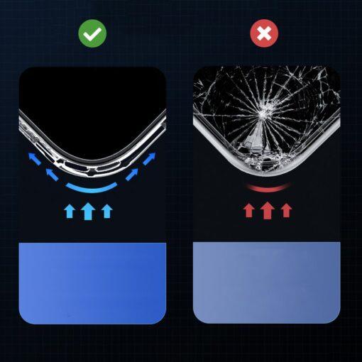 iPhone 12 mini umbris Joyroom T silikoonist labipaistev 5