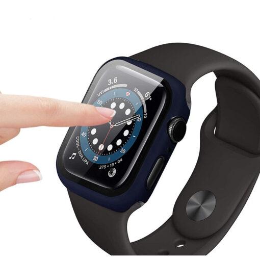 Apple Watch Defense360 ekraanikaitse 44mm must 1