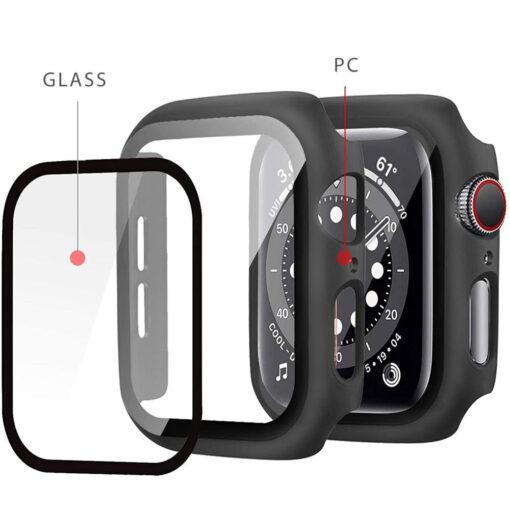 Apple Watch Defense360 ekraanikaitse 44mm must 3