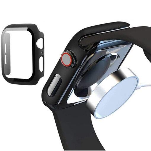 Apple Watch Defense360 ekraanikaitse 44mm must 4