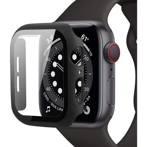 Apple Watch Defense360 ekraanikaitse 44mm must