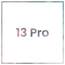 iPhone 13 Pro kaaned, ümbrised ja kaitseklaasid