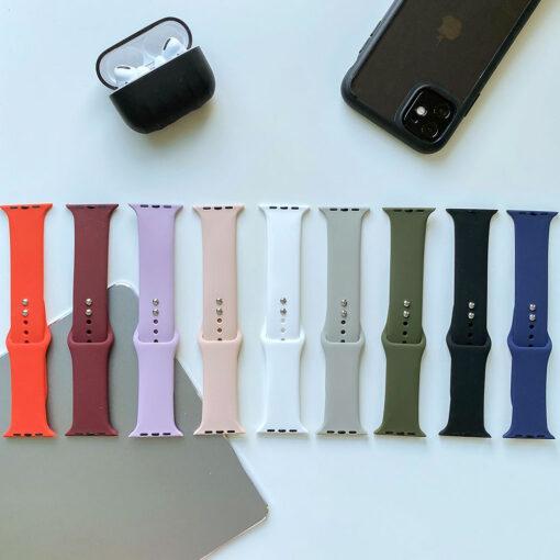 Kellarihm Iconband Apple Watch SE654 3840mm Pink Sand 2