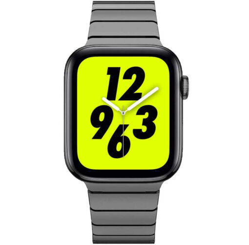 Kellarihm Linkband Apple Watch SE654 4244mm Black 1