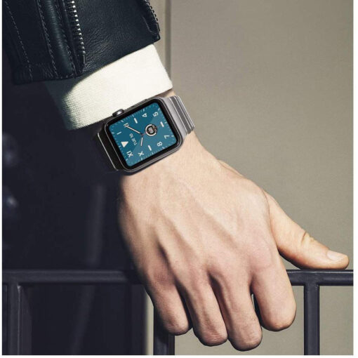 Kellarihm Linkband Apple Watch SE654 4244mm Black 3