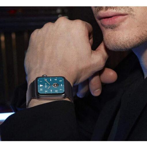Kellarihm Linkband Apple Watch SE654 4244mm Black 4