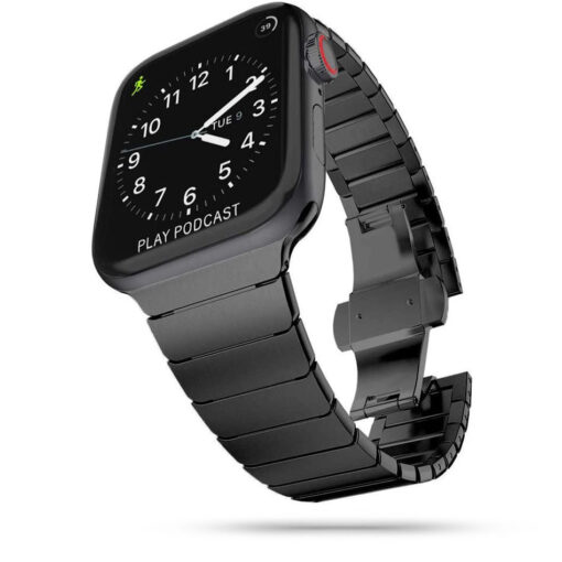 Kellarihm Linkband Apple Watch SE654 4244mm Black