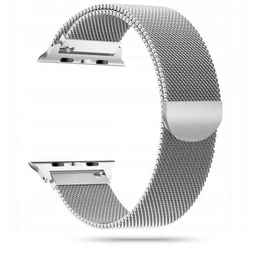 Kellarihm Milaneseband Apple Watch SE654 4244mm Silver
