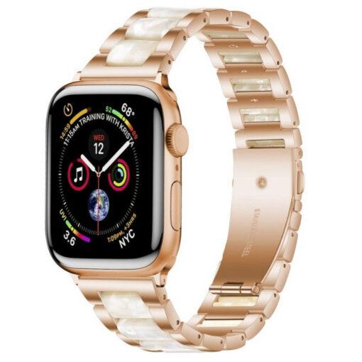Kellarihm Modern Apple Watch 384041mm Stone White 1