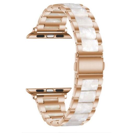Kellarihm Modern Apple Watch 384041mm Stone White 2