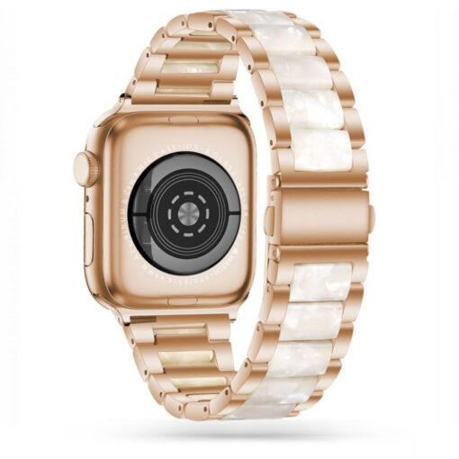 Kellarihm Modern Apple Watch 384041mm Stone White