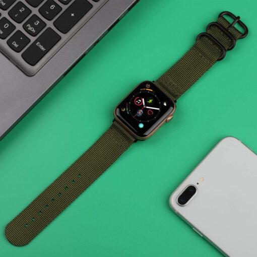 Kellarihm Scout Apple Watch 424445mm Green 2