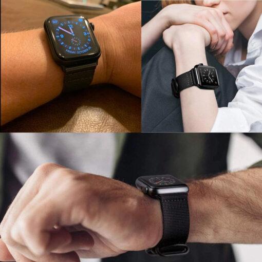 Kellarihm Scout Apple Watch 424445mm Green 5