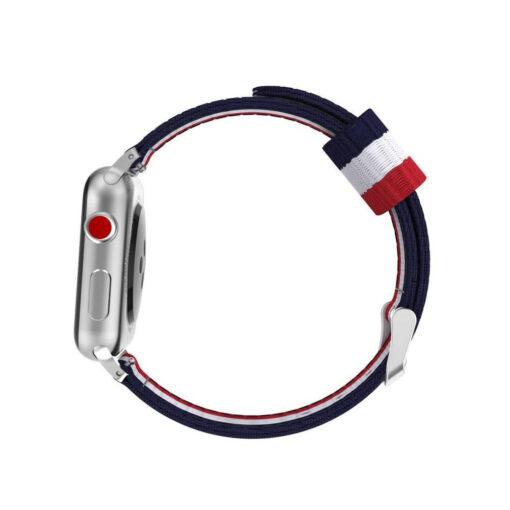 Kellarihm Welling Apple Watch SE654 4244mm Navyred 2