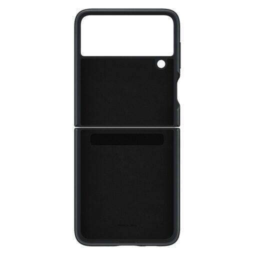 Samsung Galaxy Z Flip 3 5G umbris nahast must EF VF711LBEGWW 6
