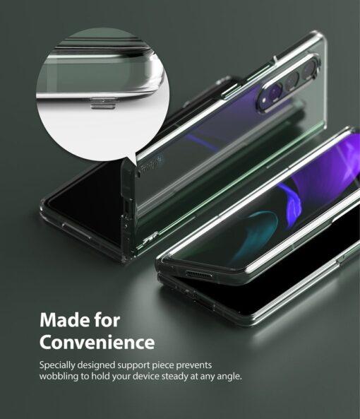 Samsung Galaxy Z Fold 3 Ringke plastikust kaaned labipaistev 4