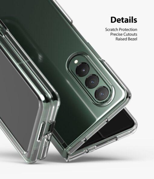 Samsung Galaxy Z Fold 3 Ringke plastikust kaaned labipaistev 7