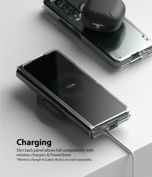 Samsung Galaxy Z Fold 3 Ringke plastikust kaaned labipaistev 9