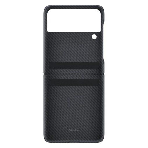 Samsung Galazy Z Flip 3 Aramid Cover kaaned must EF XF711SBEGWW 6