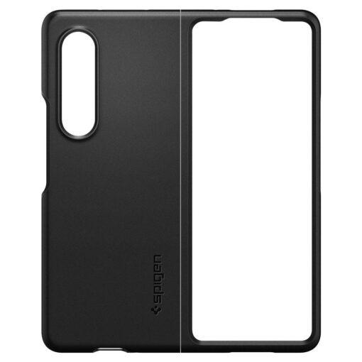 Samsung Galazy Z Fold 3 kaaned Spigen plastikust must 3