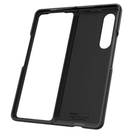 Samsung Galazy Z Fold 3 kaaned Spigen plastikust must 8