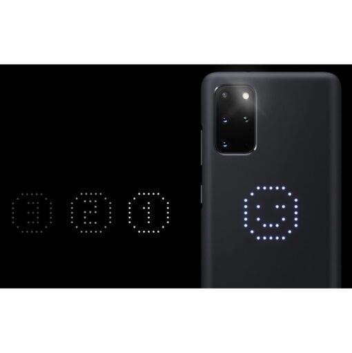 Samsung S20 PLUS Smart LED umbris must EF KG985CBEGWW 3
