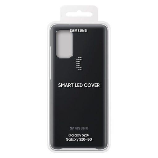 Samsung S20 PLUS Smart LED umbris valge EF KG985CWEGWW 5