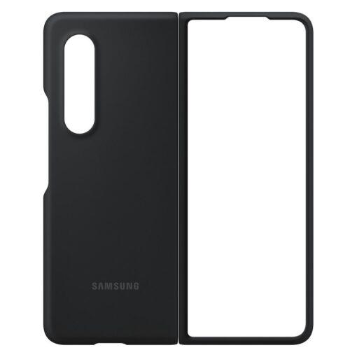 Samsung Z Fold 3 silikoonist umbris Samsung must EF PF926TBEGWW 5