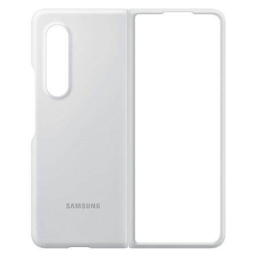 Samsung Z Fold 3 silikoonist umbris Samsung valge EF PF926TWEGWW 4