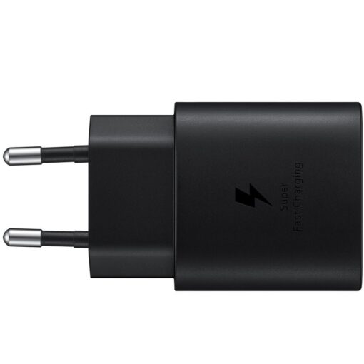 Samsung seinaadapter 25W USB C PD 3.0 PPS must 3