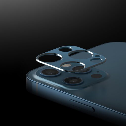 iPhone 12 Pro Max kaamera kaitse Ringke sinine 1