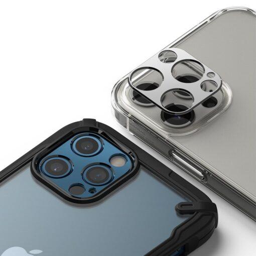 iPhone 12 Pro Max kaamera kaitse Ringke sinine 3